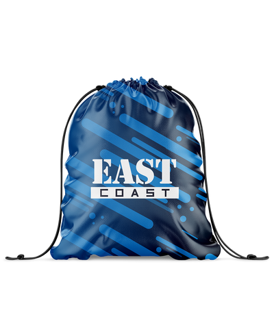 East Coast Drawstring Bag