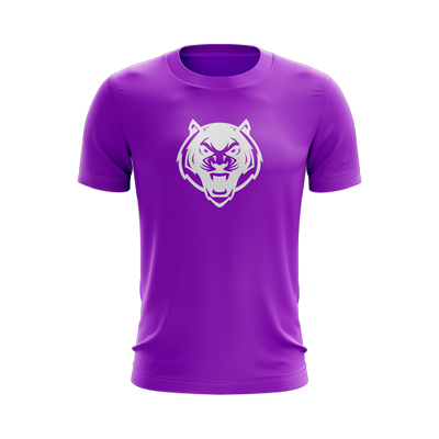 Dyre Gaming Purple Tee