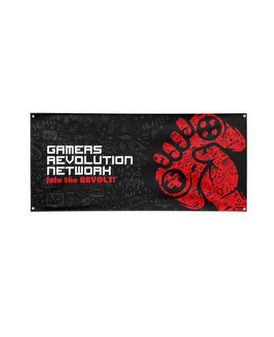 Gamer's Revolution Flag