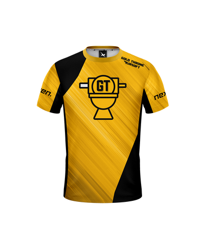 Gold Throne Airsoft Jersey