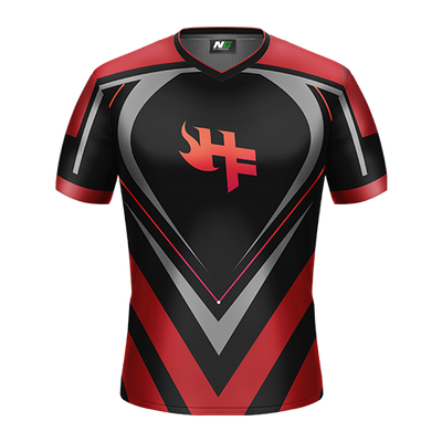 Hellfire Esports Gaming Jersey - Next Generation Clothing