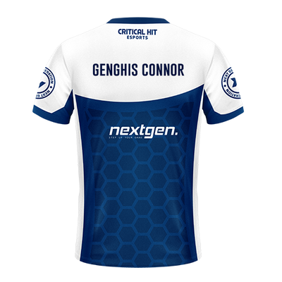 CH 2018 Jersey - Genghis Connor