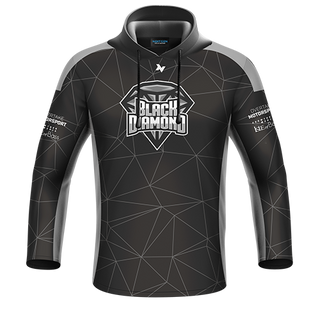 Black Diamond Hooded Jersey