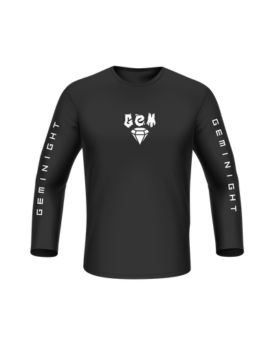 Geminight Long Sleeve Tee