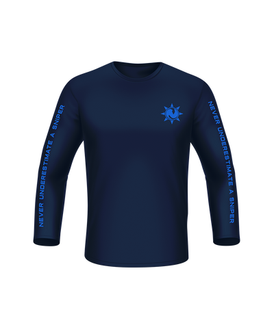 NUAS  Long Sleeve Tee