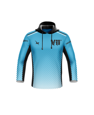 VII Long Sleeve Hooded Jersey