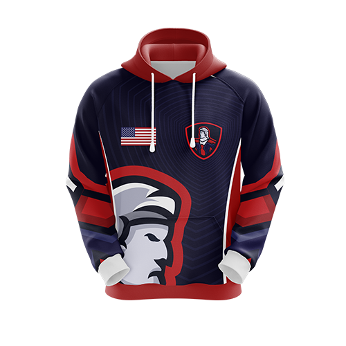 Colonial Esports Pro Hoodie - Next Generation Clothing