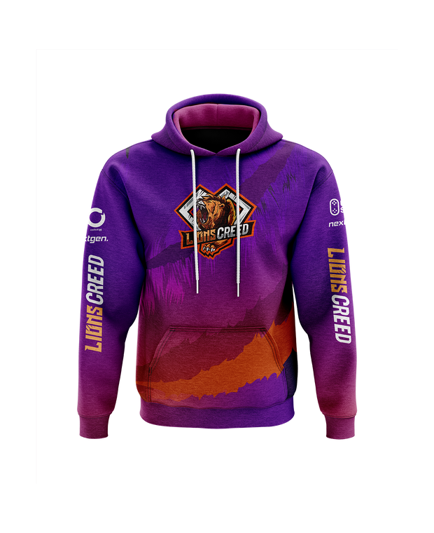 LionCreed Pro Hoodie