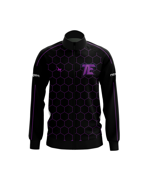 Tyrannical Era Pro Jacket - Black/Purple
