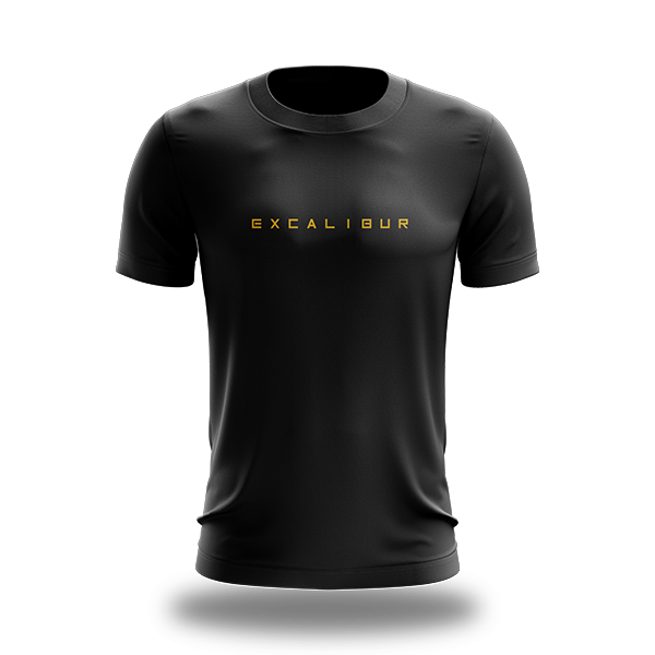 Excalibur Text Tee