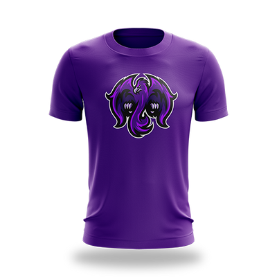 Xeroph Purple Tee