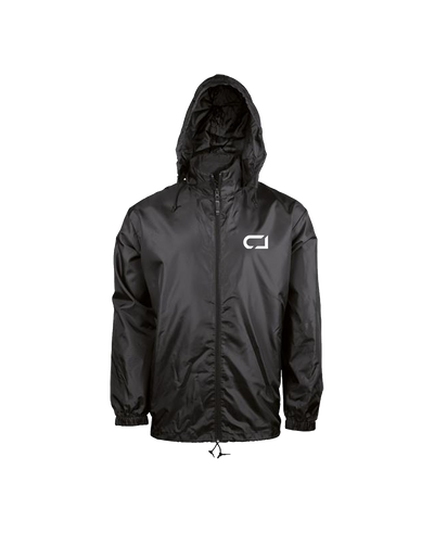 Caffeine Lounge Windbreaker