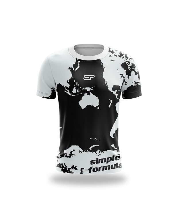Simple Formula Geographic Tee