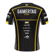 Excellence Gaming Pro Jersey - Black - Next Generation Clothing
