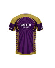 Tyrannical Era Jersey - Purple/Gold