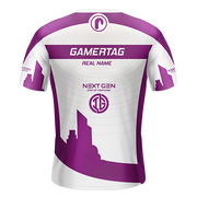 Plasma Empire White Gaming Jersey