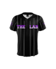 The Lab Baseball Jersey - Dark