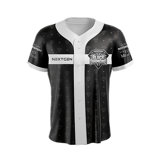 Black Diamond Baseball Jersey