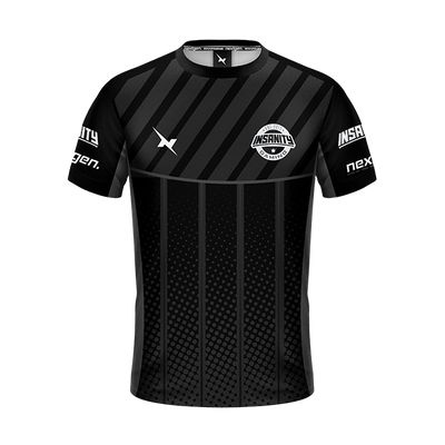 Insanity Gaming Blackout Jersey