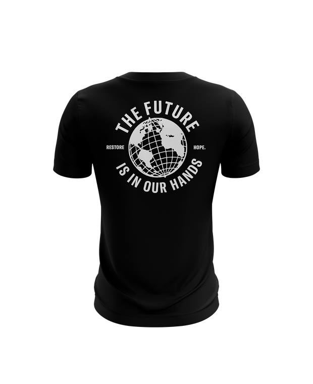 The Future is in Our Hands Tee