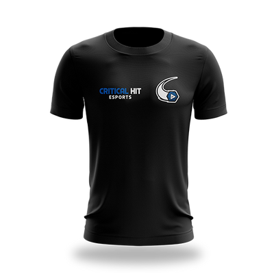 Critical Hit Esports Black T-Shirt