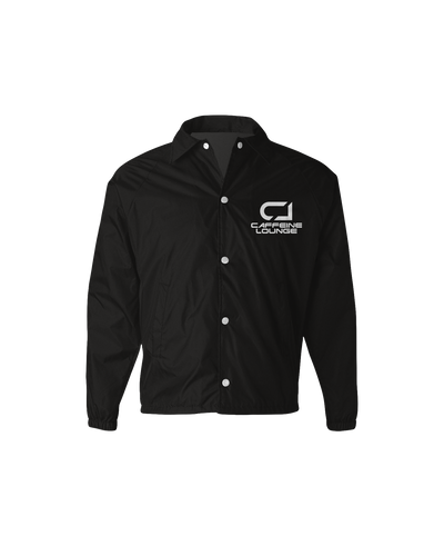Caffeine Lounge Coach Jacket