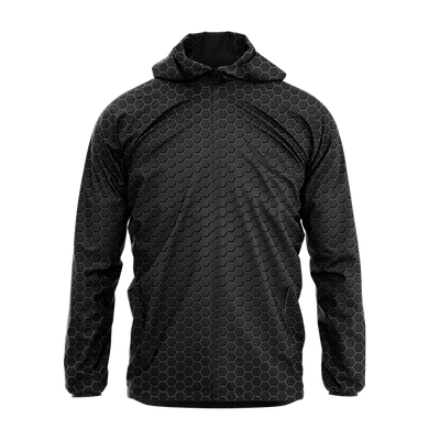 NextGen Hexed Hooded Windbreaker