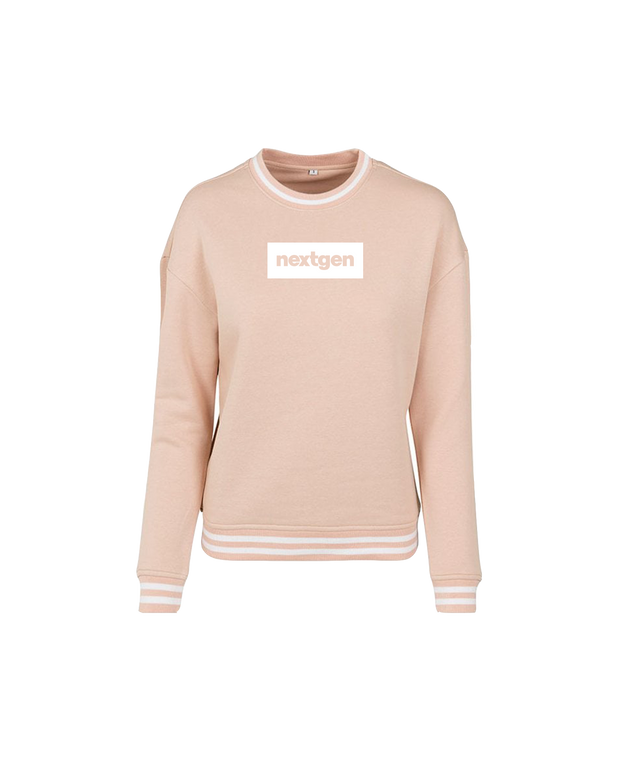 NextGen Rose Boxed Crewneck