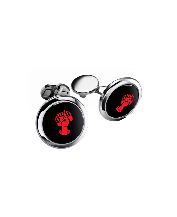 Gamer's Rev Cufflinks