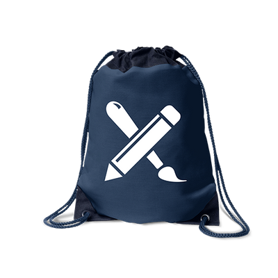 Custom Drawstring Bag - Next Generation Clothing