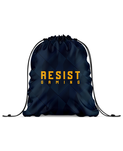 Resist Drawstring Bag