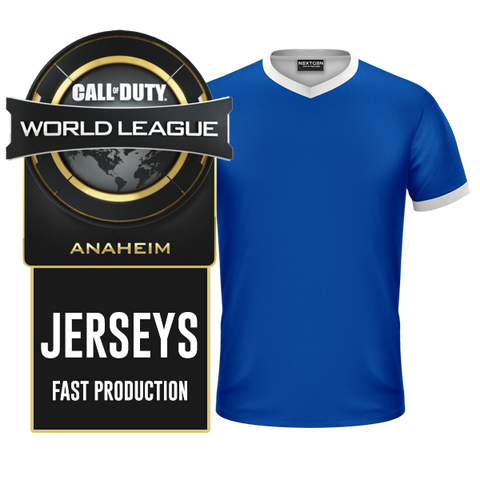 Anaheim Jerseys (Fast production)