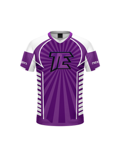 Atmosphere Pink Camo/White Gaming Jersey