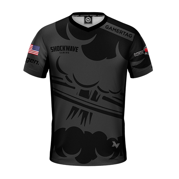 Shockwave Jersey - Blackout Edition