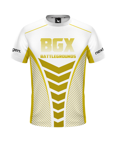 Battlegrounds Jersey - White