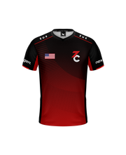 Zux Alternate Jersey - Black/Red