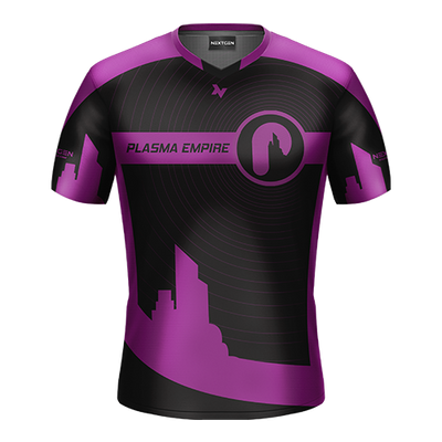 Plasma Empire Gaming Jersey - Next Generation Clothing