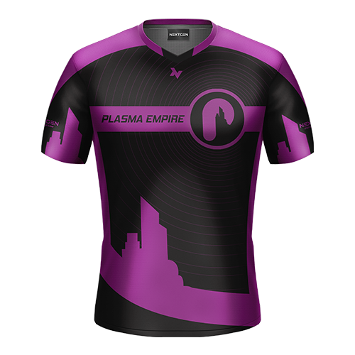 Plasma Empire Gaming Jersey