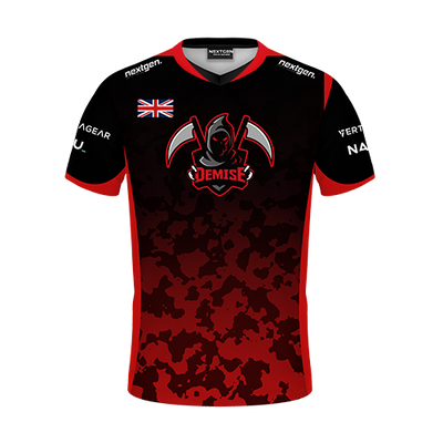 Demise 2018 Jersey