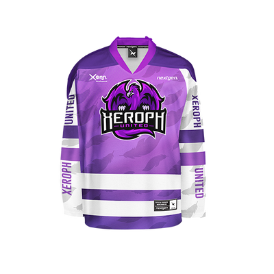 Xeroph United Hockey Jersey