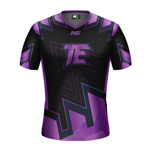 Tyrannical Era Black Gaming Jersey