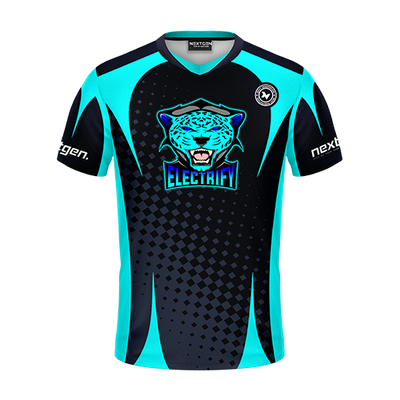 Electrify Esports Gaming Jersey