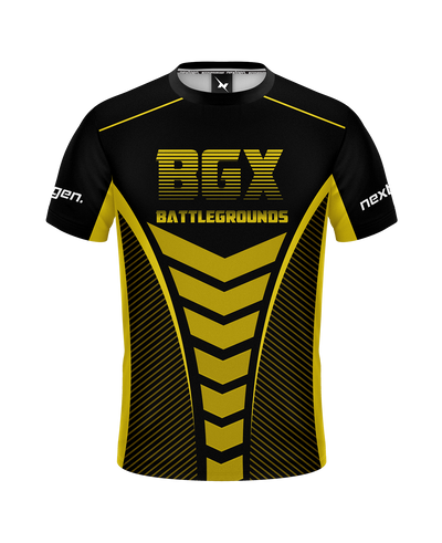 Battlegrounds Jersey - Black