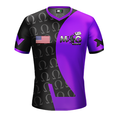 MTG Omega Gaming Jersey - Next Generation Clothing