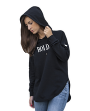 Bold Oversized Hoodie