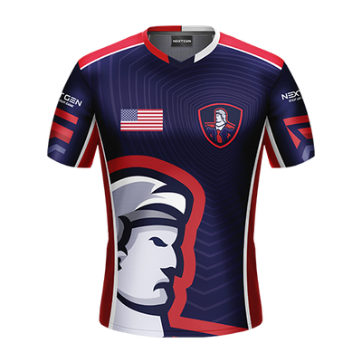 Colonial Esports Gaming Jersey - Next Generation Clothing