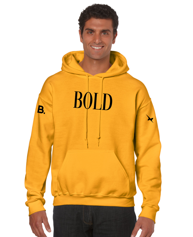 Bold Gold Hoodie