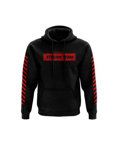Shady Stream Team Striped Hoodie