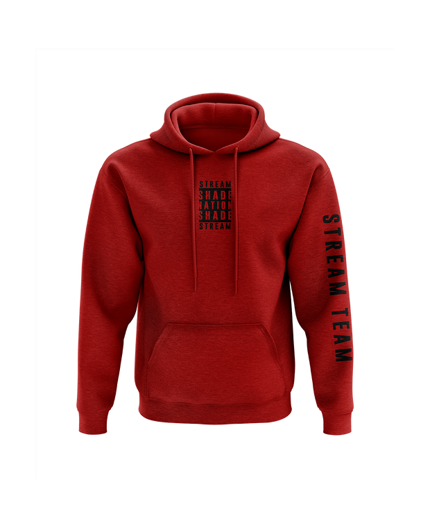Shady Stream Team Stacked Hoodie