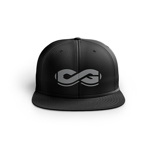 Chrono Blackout Snapback